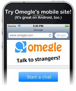 omegle chat mobile gta
